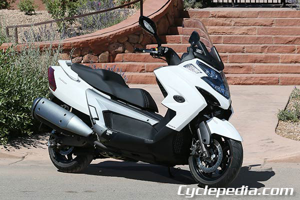 KYMCO MyRoad 700i abs service manual repair and maintenance procedures
