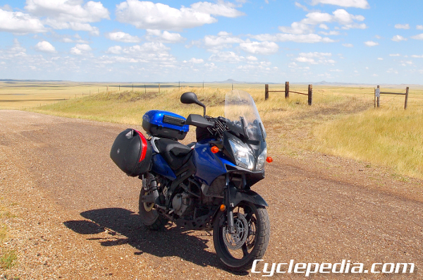 Suzuki DL650 Vstrom luggage accessories