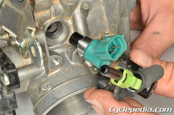 crf450 fuel injector