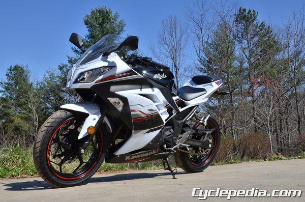 Kawasaki Ninja 300 Online Motorcycle Service Manual - Cyclepedia on
