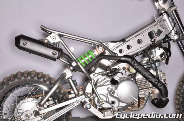 Kawasaki Klx110    110l Online Motorcycle Service Manual