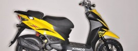 New KYMCO Super 8 50X and 150X manual on the way