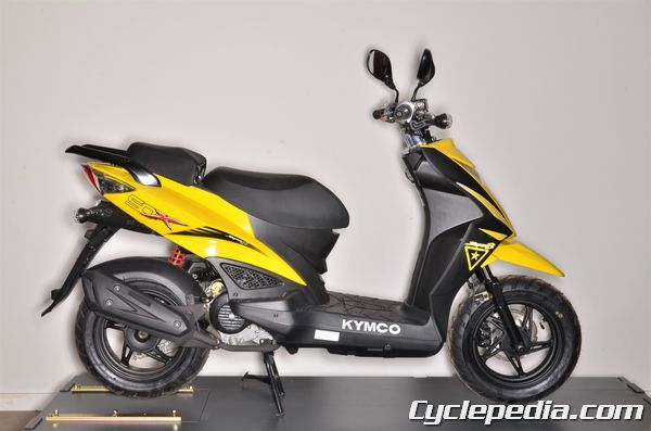 KYMCO Super 8 50 150 R X Scooter Online Service Manual - Cyclepedia