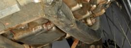 Yamaha Sport Quad Dry Sump Oil Change