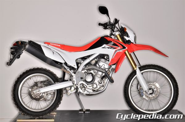 CRF250L Honda Online Motorcycle Service Manual - Cyclepedia on