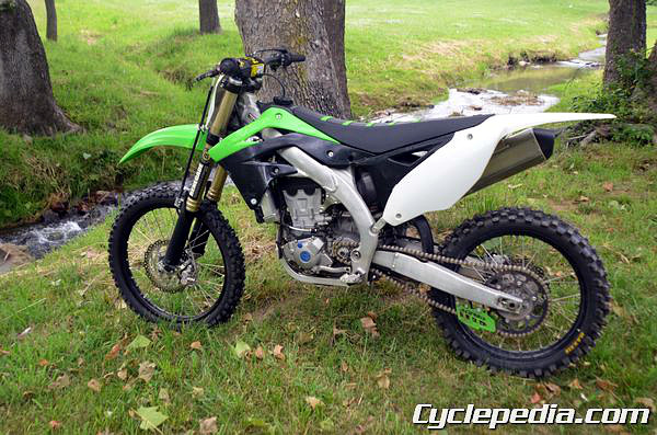 Kawasaki KX450F online service manual repair and maintenance guide