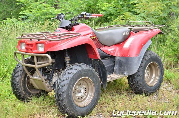 Kawasaki Kvf360 Prairie Atv Online Service Manual