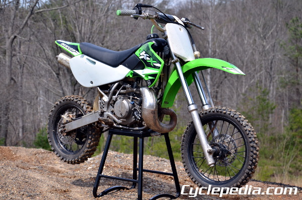 Kawasaki KX65 Online Workshop Service Repair Manual