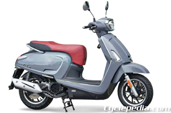 kymco like 150i scooter online service manual cyclepedia. Black Bedroom Furniture Sets. Home Design Ideas
