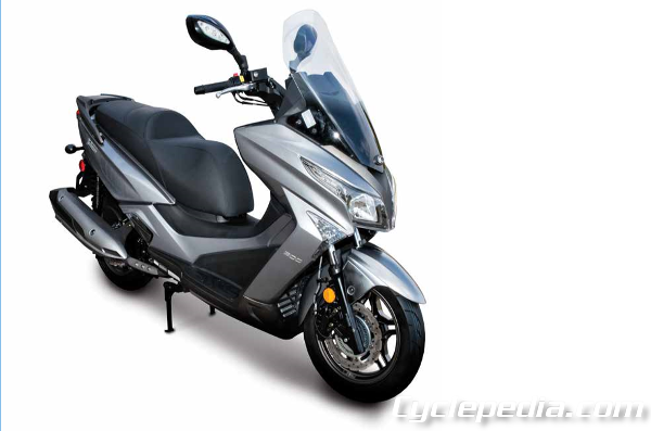 KYMCO X-Town 300i ABS Scooter Online Service Manual