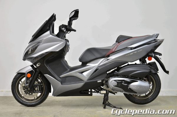 KYMCO Xciting 400i ABS Scooter Online Service Manual