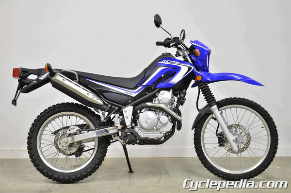 XT250 2013-2018 Yamaha Motorcycle Online Service Manual