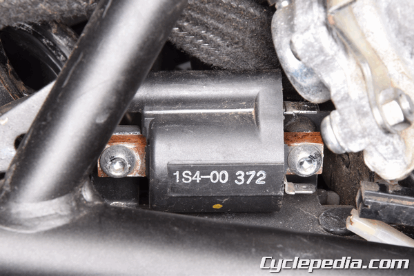 yamaha xt250 2013 ignition coil troubleshooting no spark