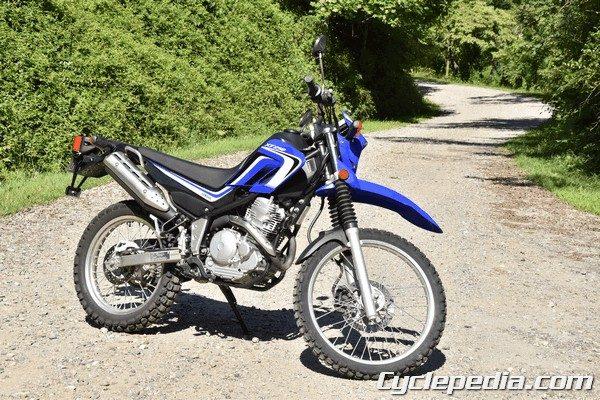 XT250 2013-2019 Yamaha Motorcycle Online Service Manual