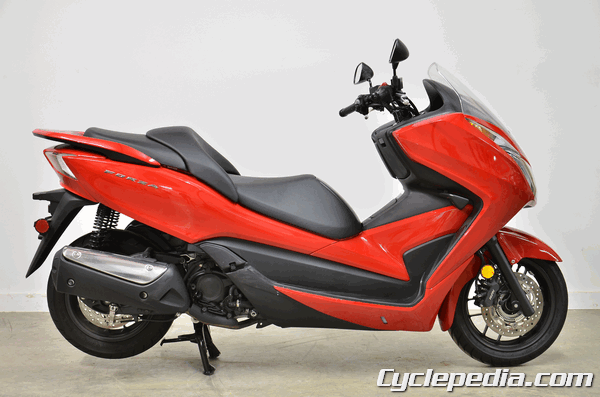 Honda Nss300 Forza Scooter Online Service Manual Cyclepedia
