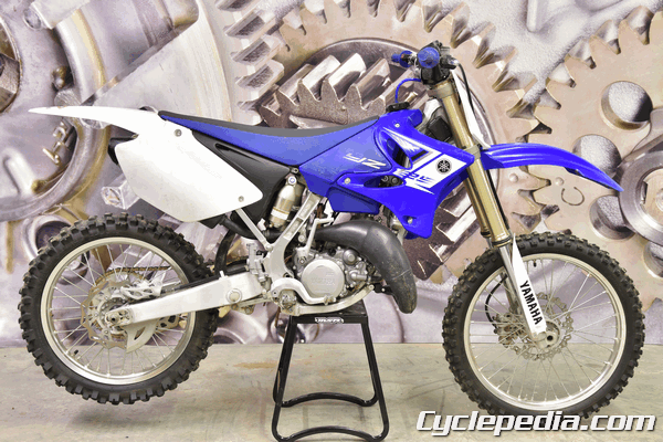 2016 YAMAHA YZ125 2-STROKE MOTORCYCLE DIGITAL SERVICE MANUAL