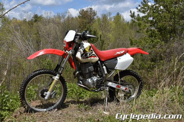 Honda XR400R Online Motorcycle Service Manual